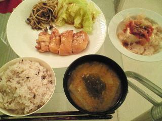 食べる事について!!