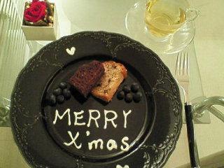 メリークリスマス(^-^)